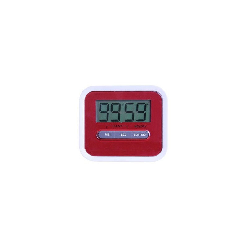 Magnetic Digital LCD Kitchen Timer