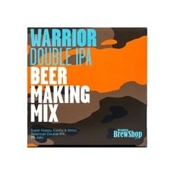 Warrior Double IPA mix