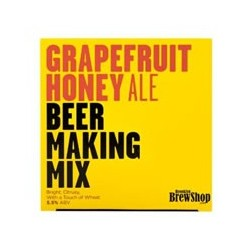 Grapefruit Honey Ale mix