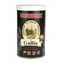 Beer kit GALLIA