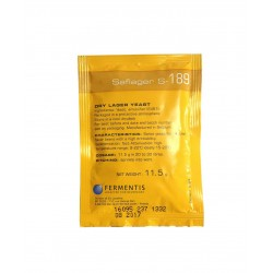 Dried brewing yeast SAFLAGER S-189 500g