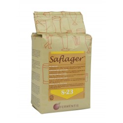 Dried brewing yeast SAFLAGER S-23 11.5g