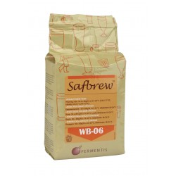 Dried brewing yeast SAFBREW WB-06 11,5g