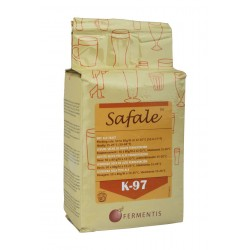 Dried brewing yeast SAFALE K-97