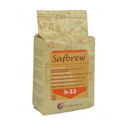 Dried brewing yeast SAFBREW S-33