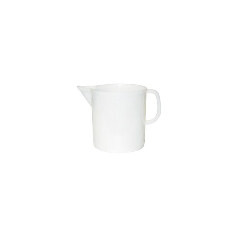 Measuring jug graduated plastic 3L