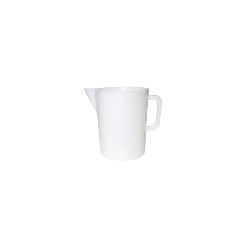 Measuring jug graduated plastic 5L