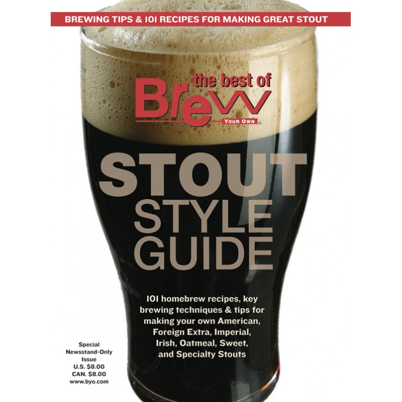 HS BYO - Stout Style Guide