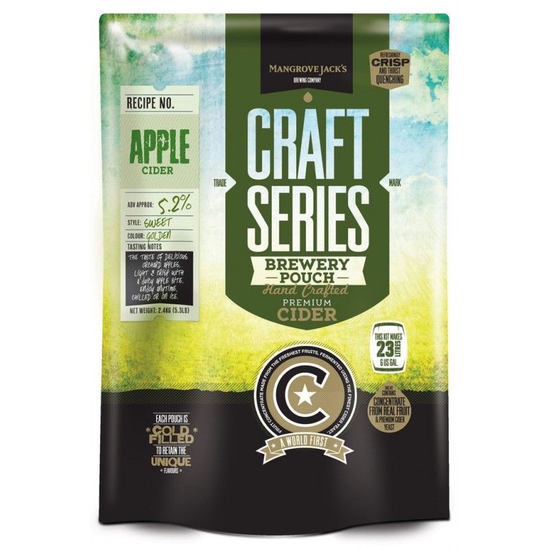 Apple Cider Pouch