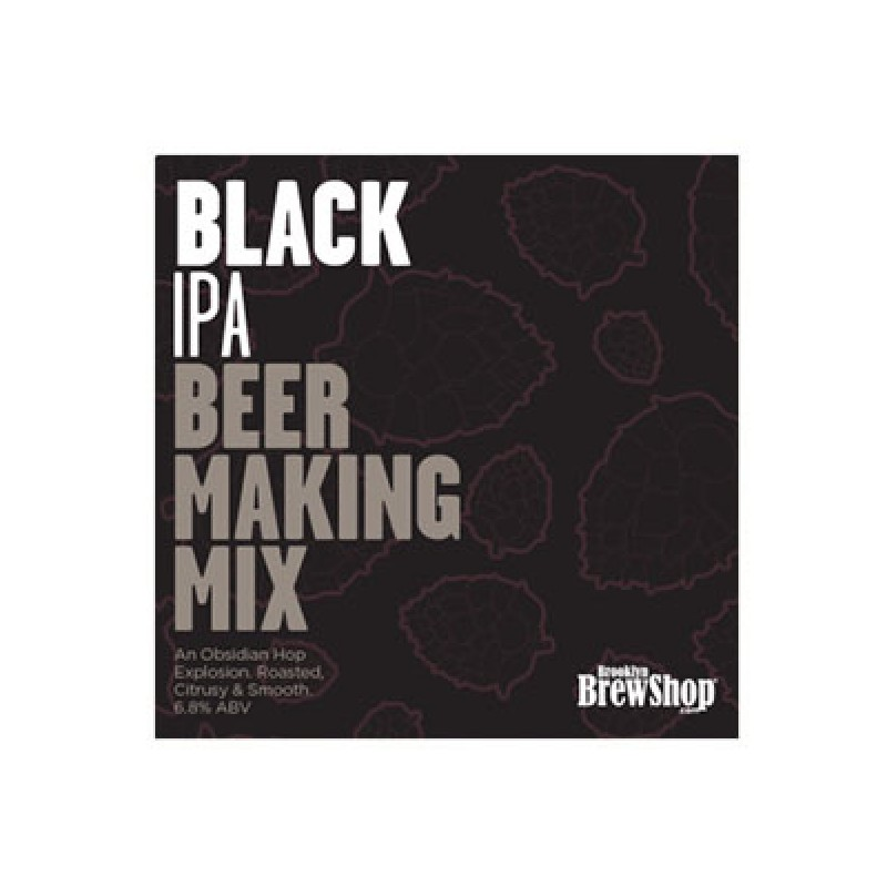 Black IPA mix