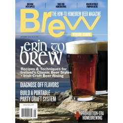 BYO - Revue Brew Your Own Septembre 2016