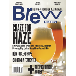 BYO - Revue Brew Your Own Octobre 2016