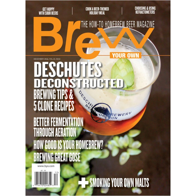 BYO - Revue Brew Your Own December 2016