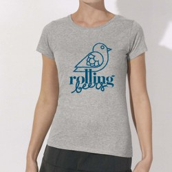 T-Shirt Rolling Beers Femme