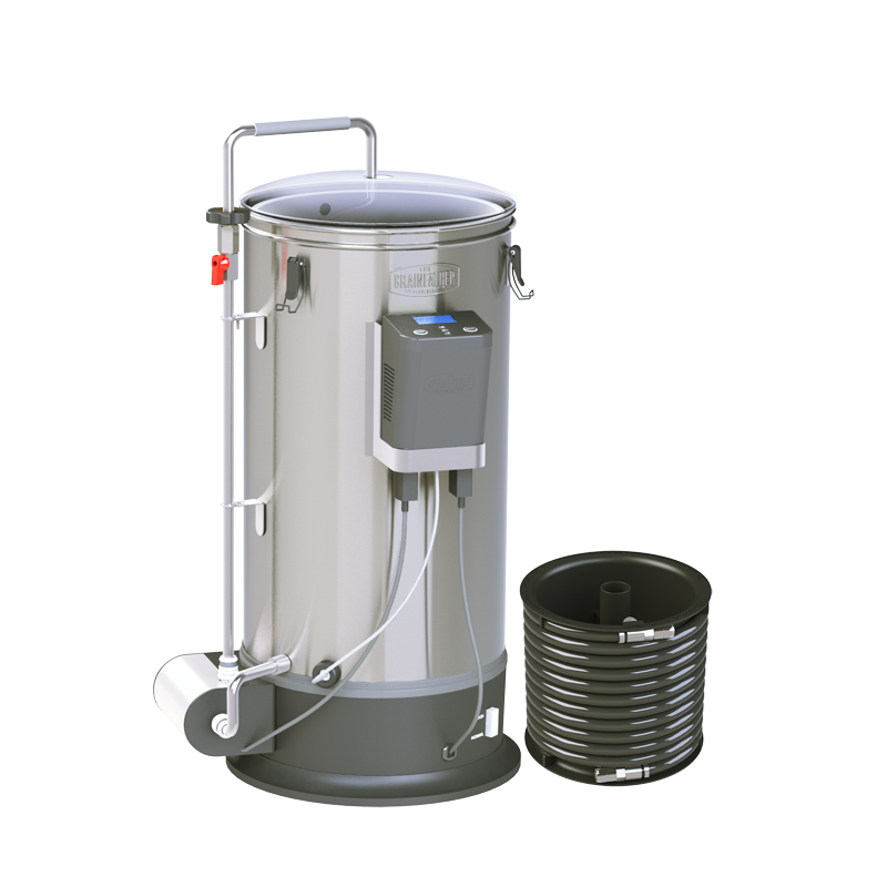 Grainfather - brewing system with control box