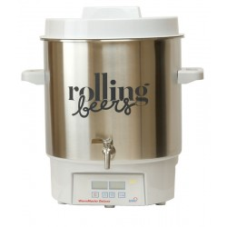 Brewkettle PRO 27L stainless steel electric