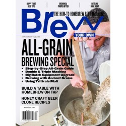 BYO - Revue Brew Your Own September 2017