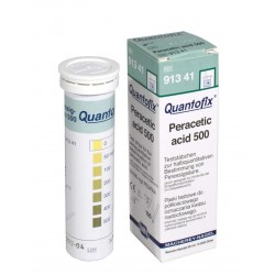 Quantofix acide peracétique 5-500 mg 100 bâtonnets