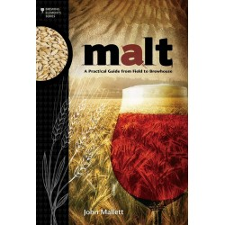 'Malt - A Practical Guide from Field to Brewhouse' - John Mallett