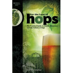 'For the love of hops' Stan Hieronymus