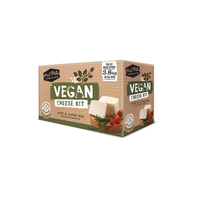 Vegane Käse-Kit
