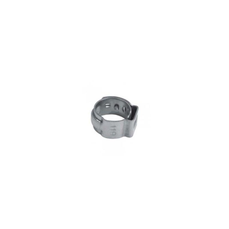 SS 304 Stepless Clamp – 3/16″