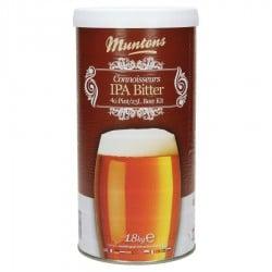 kit de bière Muntons IPA Bitter 1,8 kg