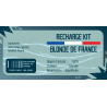 Recharge kit Blonde de France 8L