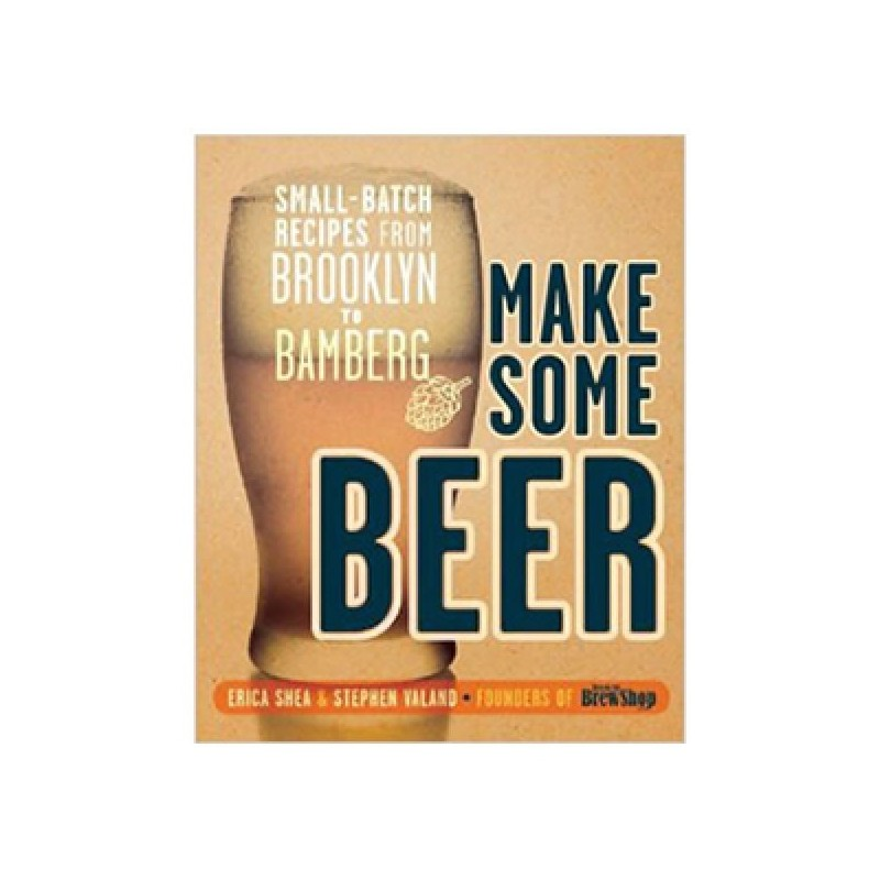 Make Some Beer Book