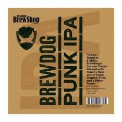 BrewDog Punk IPA mix