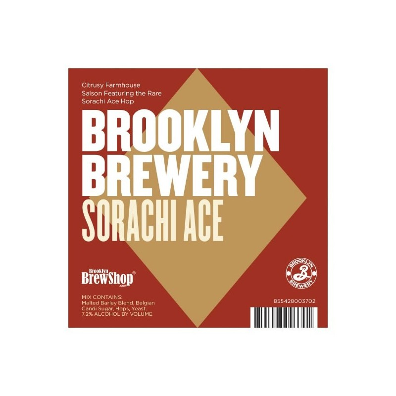 Brooklyn Brewery Sorachi Ace mix