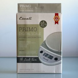 Scale digital PRIMO 0-5kg / 1g