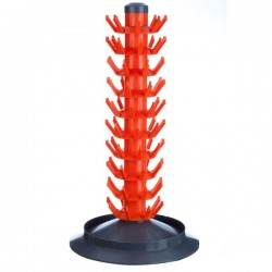 Bottle drainer plastic 88 bottles