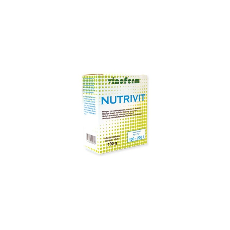 Yeast nutrients nutrivit 100g