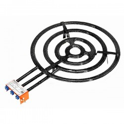 Gas burner HP 70cm